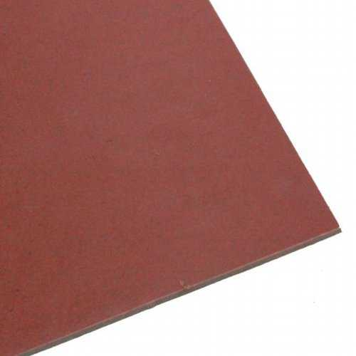 1/8' X 36' Red Rubber (Per ft.)