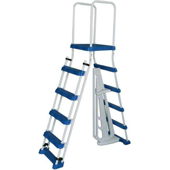 52 in. A-Frame Ladder for Above Ground Pools