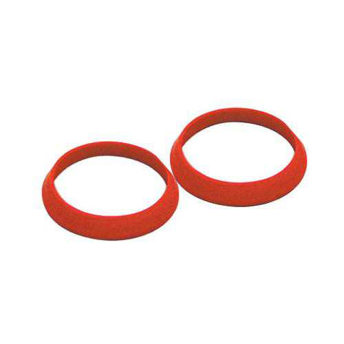 PLUMB PAK CORPORATION 1-1/4-Inch Rubber Slip Joint TPR Washer