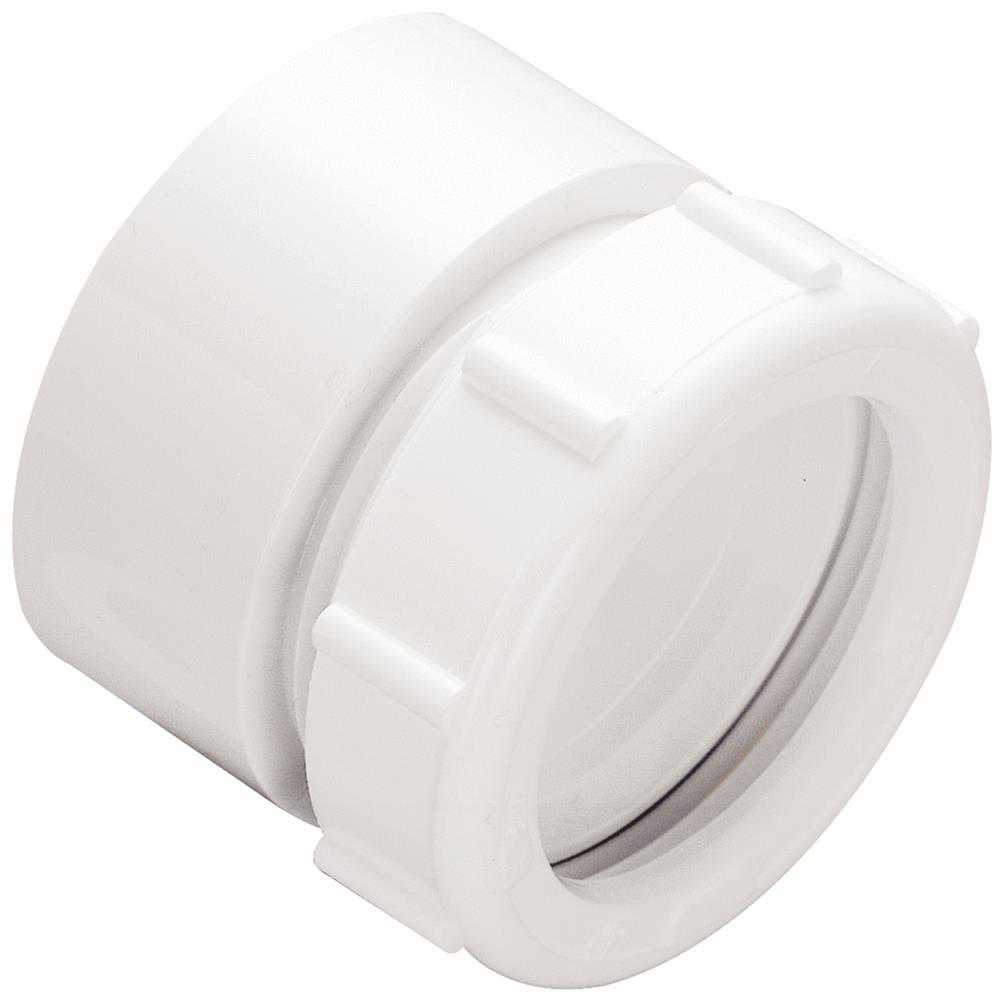 Plumb Pak/Keeney Mfg. 1-1/2' Pvc Trap Adapter 95K
