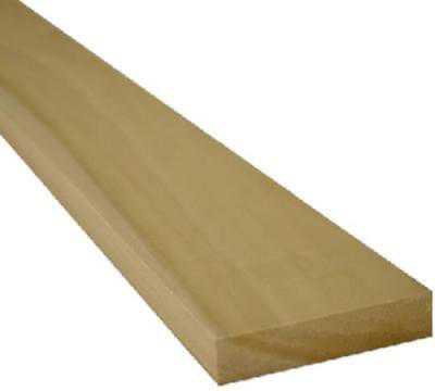 1' x 8' x 3' Poplar Board, 100% Defect Free, Choicewood Premium Hardwo Only One