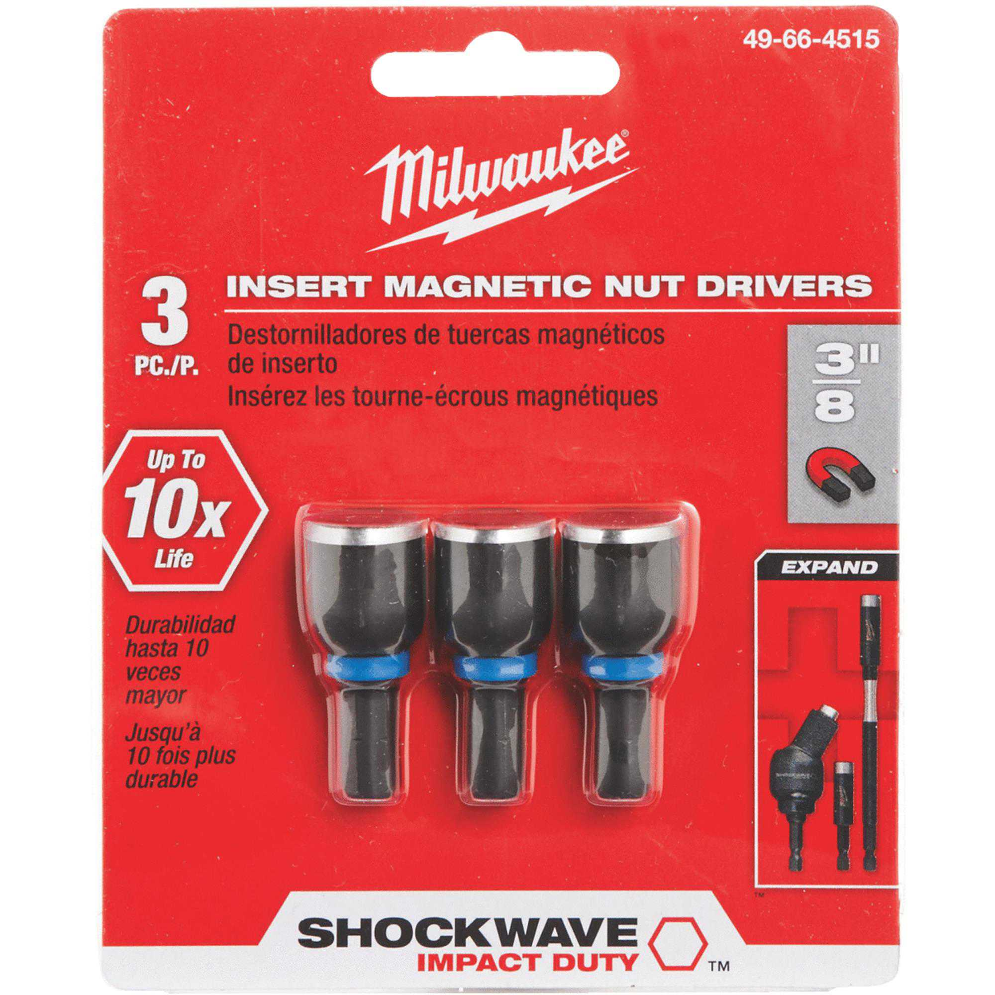 Milwaukee Shockwave Impact Nutdriver