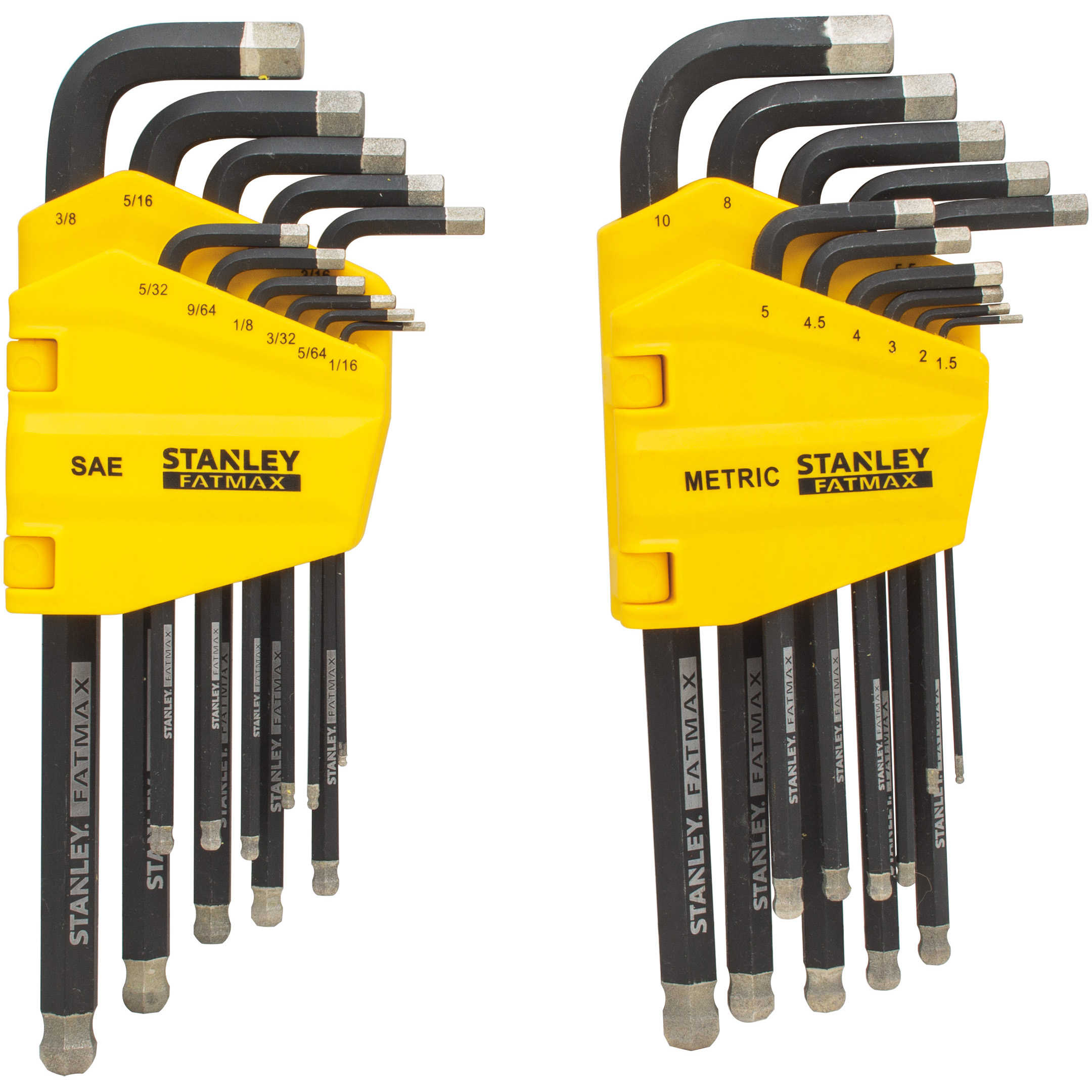 STANLEY FatMax FMHT80763 22pc Diamond HEX Key Set