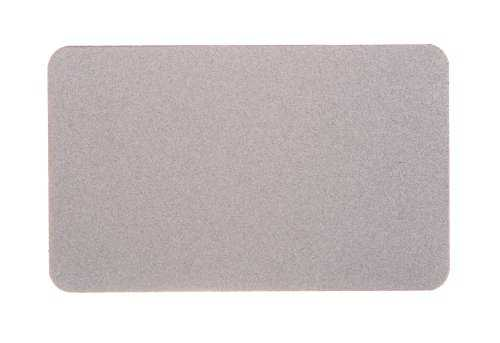 EZE-LAP 201 Credit Card Size Fine Diamond Sharpening Stone Multi-Colored