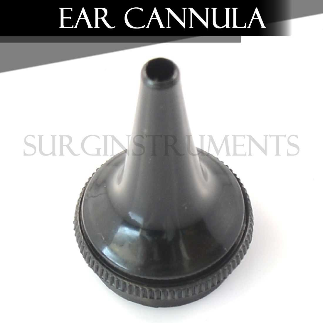 Replacement Ear Cannula For Otoscope Ophthalmoscope ENT Medical Diagnostic