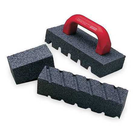 NORTON 61463687830 Rubbing Brick, 8x2x2 In, Coarse, SC