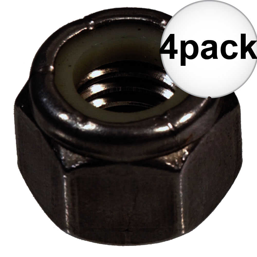 Bosch 2610947528 HS1918 Scraper Replacement Nut 4-Pack