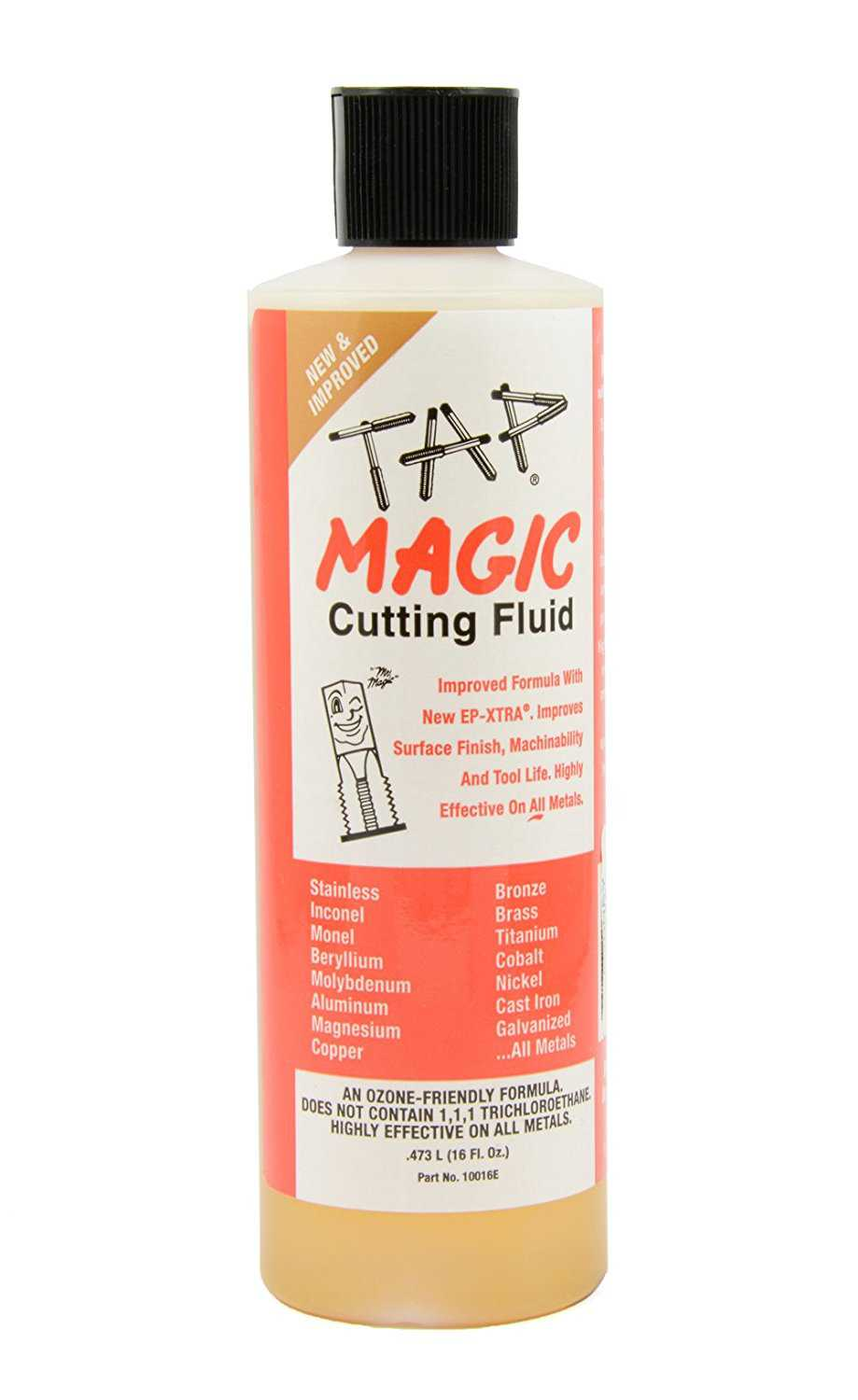 Forney 20858 Cutting Fluid, Industrial Pro Tap Magic, 16-Ounces
