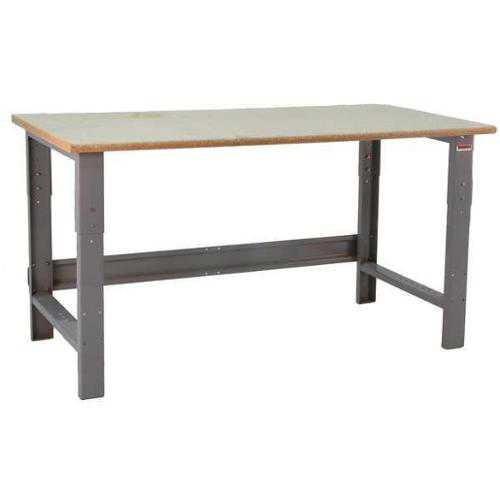 BENCHPRO RPB3072 + GSN Workbench,Particleboard,72' W,30' D G8440187