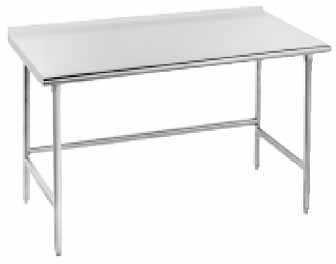 Advance Tabco Work Table 36' x 24' Wide - TFLG-243