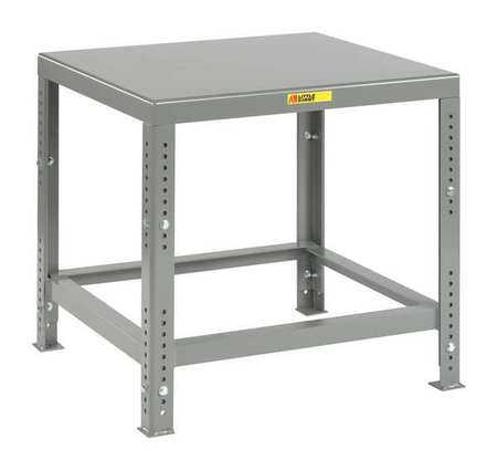 LITTLE GIANT MTH1-1630-AH HD Machine Table, 30 in. W, 16 in. D