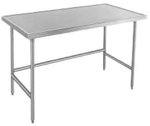 Advance Tabco Work Table 24' x 24' Wide - TVLG-242