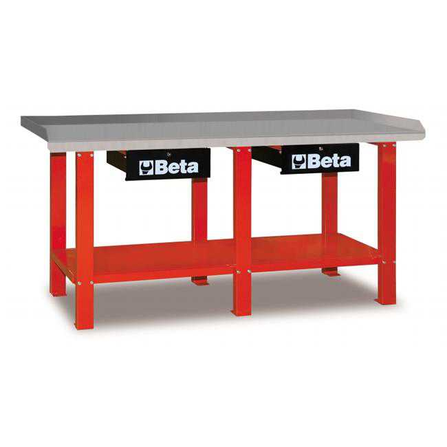 Peerless Hardware 056000203 C56 R Workbench, Red