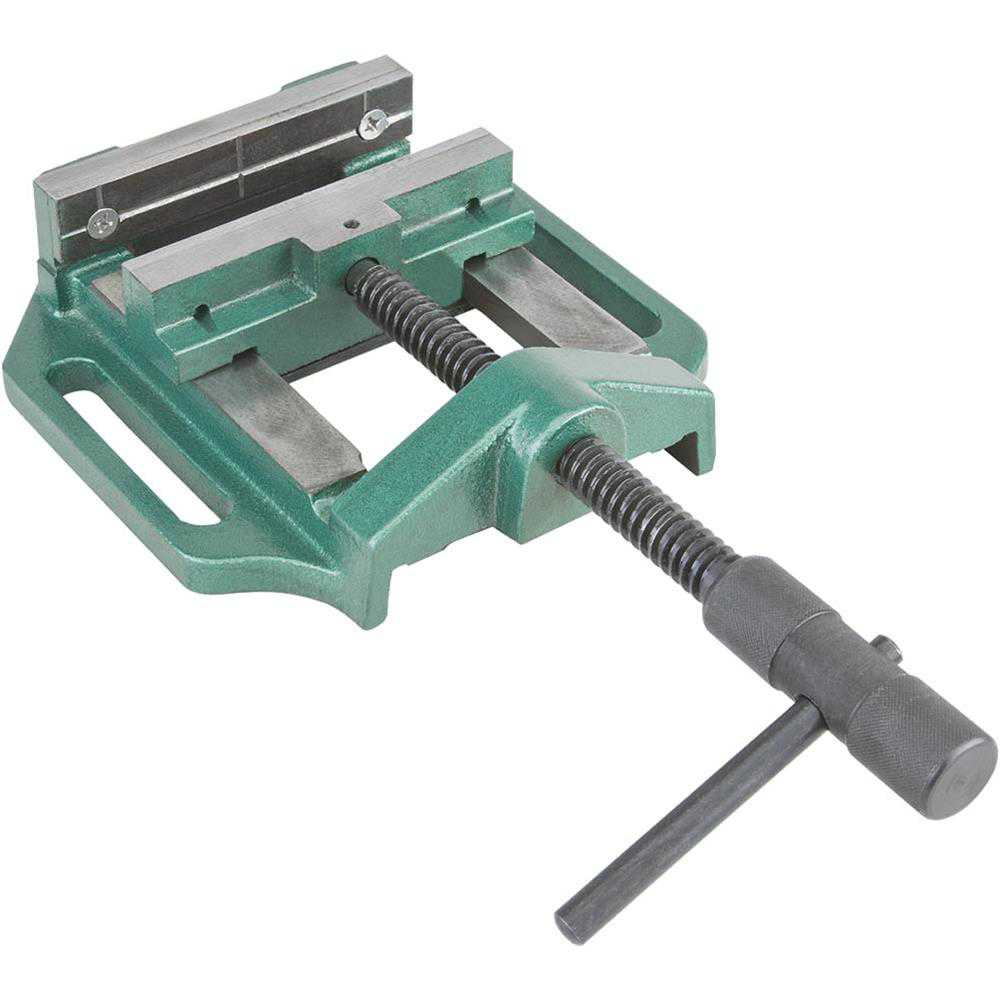 Grizzly G5977 Improved Drill Press Vise - 5'