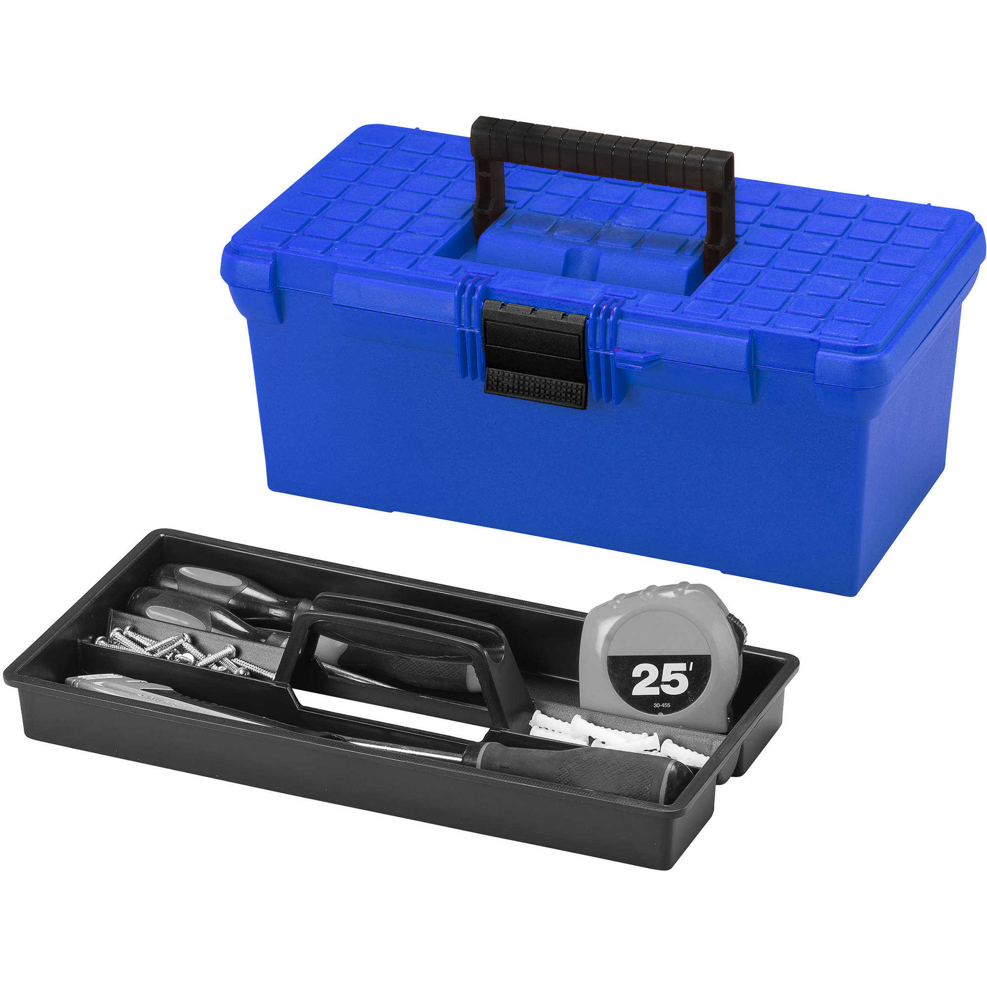 Hypertough Blue 16' Toolbox