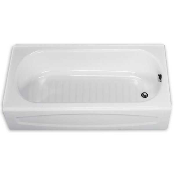 American Standard Solar 0263.212.020 White Soaking Bathtub