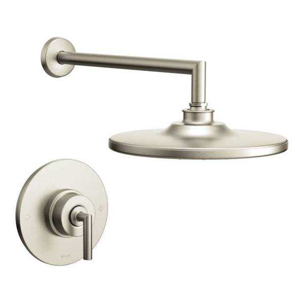 Moen Arris Brushed Nickel Posi-Temp Shower Faucet