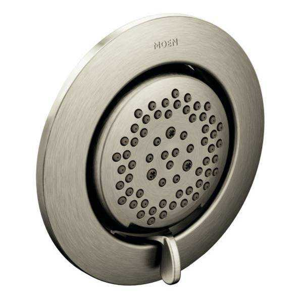 Moen Mosaic Brushed Nickel Body Spray Showerhead
