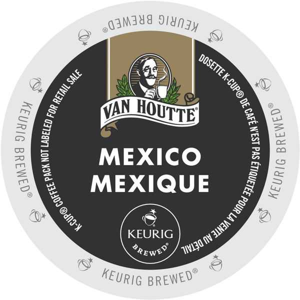 Van Houtte Mexican Coffee K-Cup Portion Pack