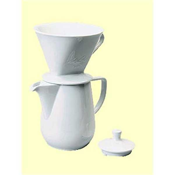 Melitta 640446 Melitta Porcelain Manual Coffee Maker