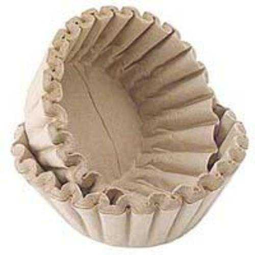 Melitta 629092 Basket Coffee Filters, 100 Count, Natural Brown